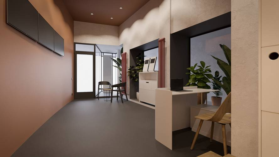 Hall area24|7 Europaplatz Next Opening October 2019 Karlsruhe