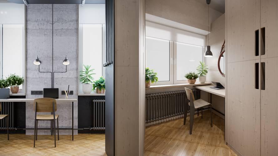 Lounge area area24|7 Europaplatz Next Opening October 2019 Karlsruhe